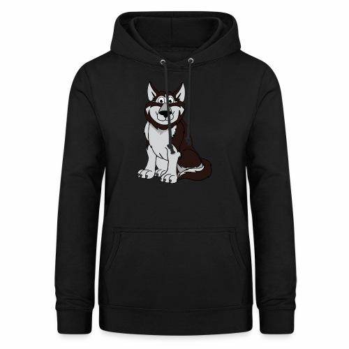 Husky - Frauen Hoodie