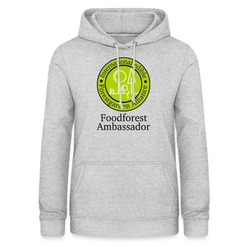 foodfores Ambassador gr - Frauen Hoodie