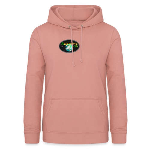 awesome earth - Women's Hoodie