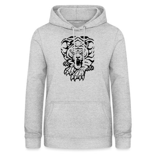 Tiger - Frauen Hoodie