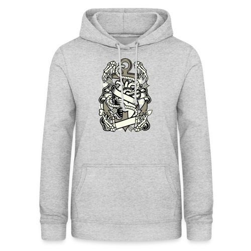Heart and anchor - Vrouwen hoodie