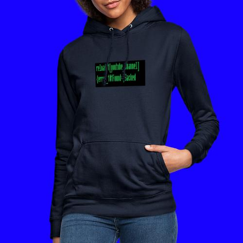 Reload youtube classic Crafttino21 merch - Frauen Hoodie