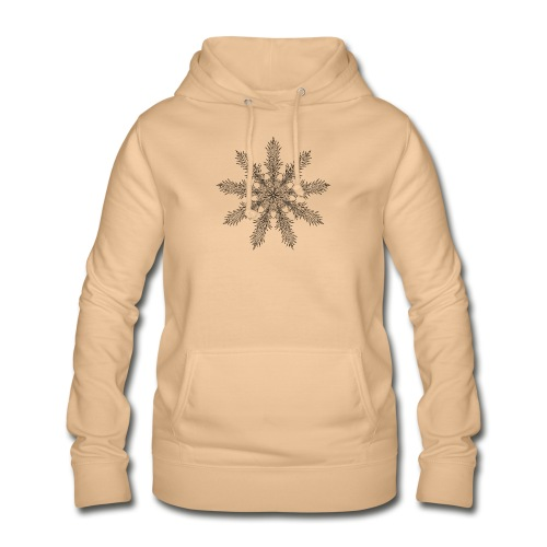 Magic Star Tribal #4 - Women's Hoodie