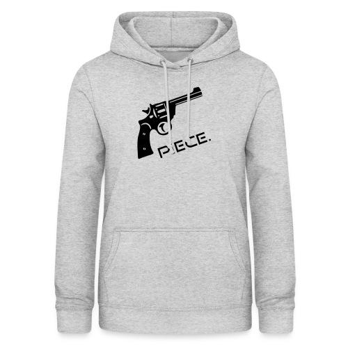 Waffe - Piece - Frauen Hoodie