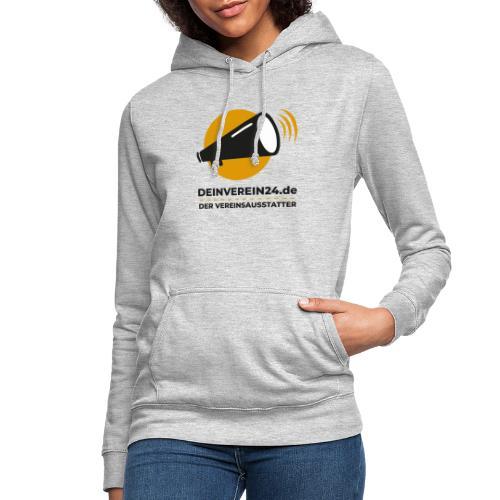deinverein24 - Frauen Hoodie