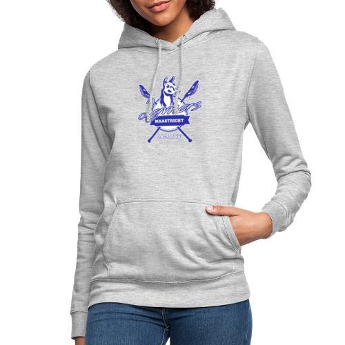 Llamas - Maastricht Lacrosse - Blauw - Vrouwen hoodie