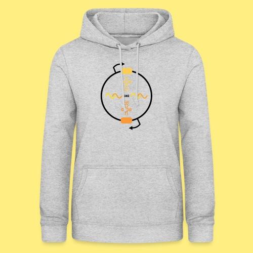 Biocontainment tRNA - shirt men - Vrouwen hoodie