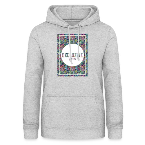 Colour_Design Excluzive - Women's Hoodie