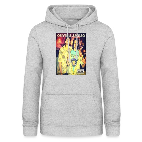 Oliver and Apollo Merchandise Round One! - Women's Hoodie