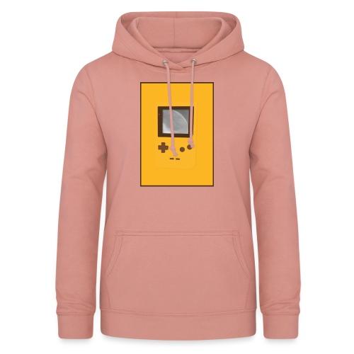 Game Boy Nostalgi - Laurids B Design - Dame hoodie