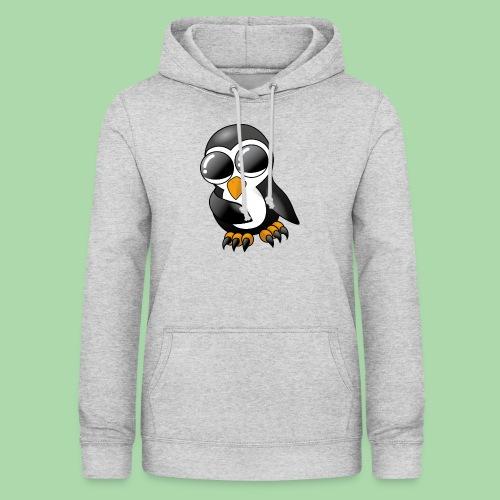 Pengu der keine Pinguin - Frauen Hoodie