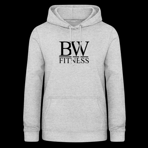 BW aesthetic - Women's Hoodie