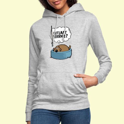 DIRKJAN Uitlaatservice - Vrouwen hoodie