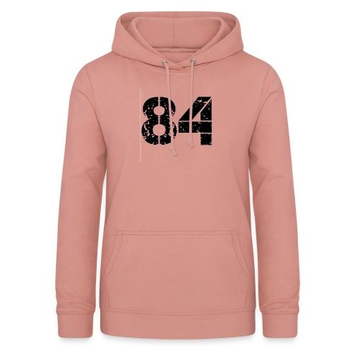 84 vo t gif - Vrouwen hoodie
