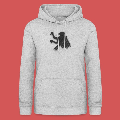 Nörthstat Group ™ Black Alaeagle - Women's Hoodie