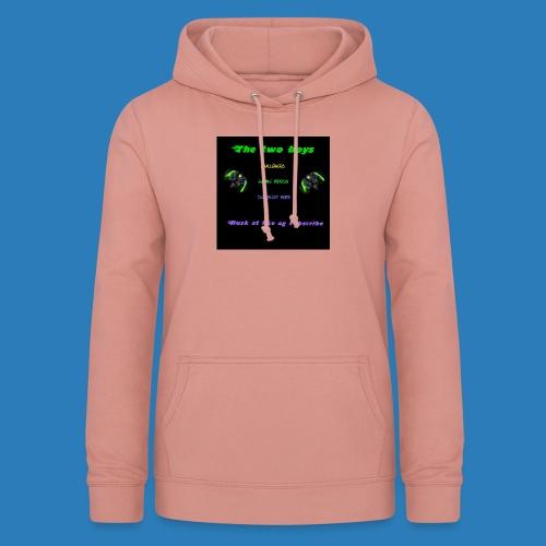 LUISJAKUBINTRO-jpg - Dame hoodie
