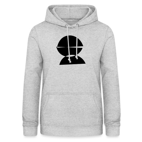 refugee rights abstract - Frauen Hoodie