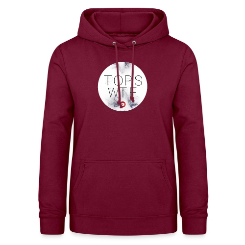 Official TOPS WTF T-Shirt - Women's Hoodie