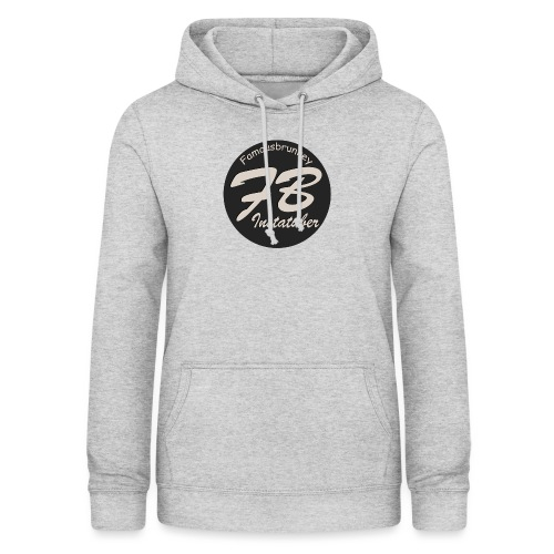 TSHIRT-YOUTUBER-EXTRA - Vrouwen hoodie