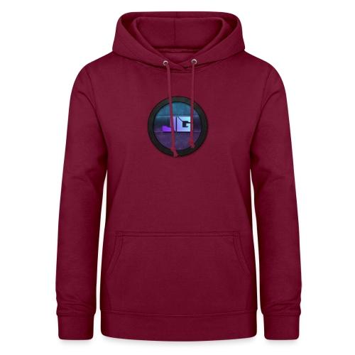Pet met Logo - Vrouwen hoodie