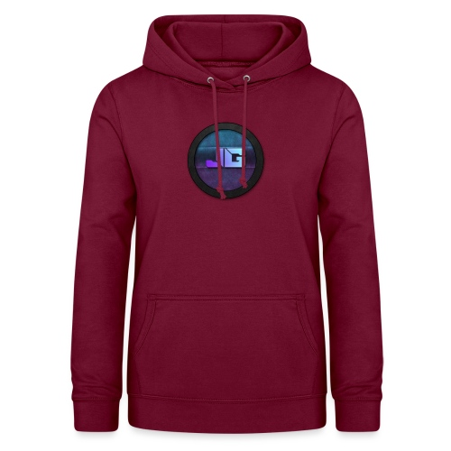 Vrouwen shirt met logo - Vrouwen hoodie
