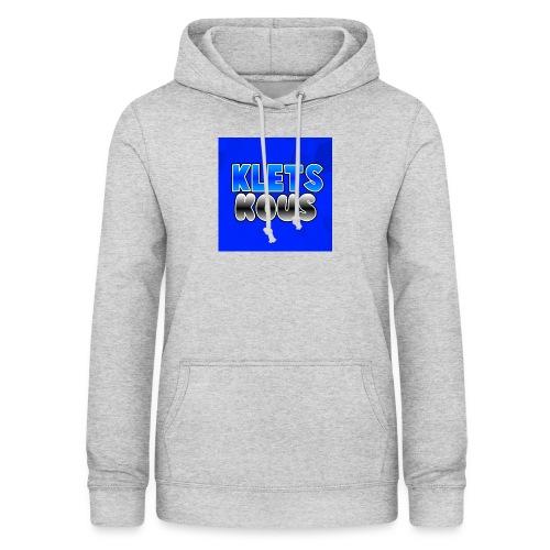 Kletskous Muismat - Vrouwen hoodie
