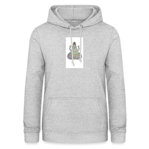 lotus - Sudadera con capucha para mujer