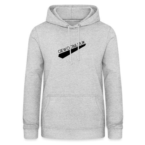 GewoonLuuk - Vrouwen hoodie