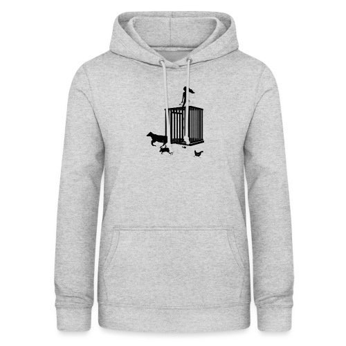 Strong Woman - Dame hoodie