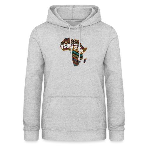 Africa - Ifriqya - Sweat à capuche Femme