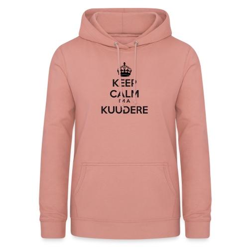 Kuudere keep calm - Women's Hoodie