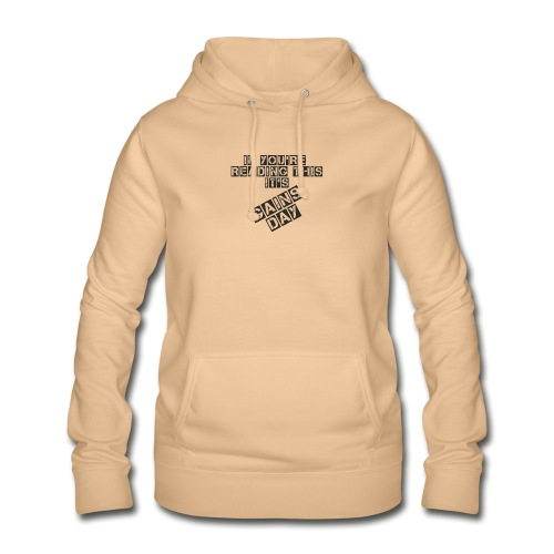 gainsday - Dame hoodie