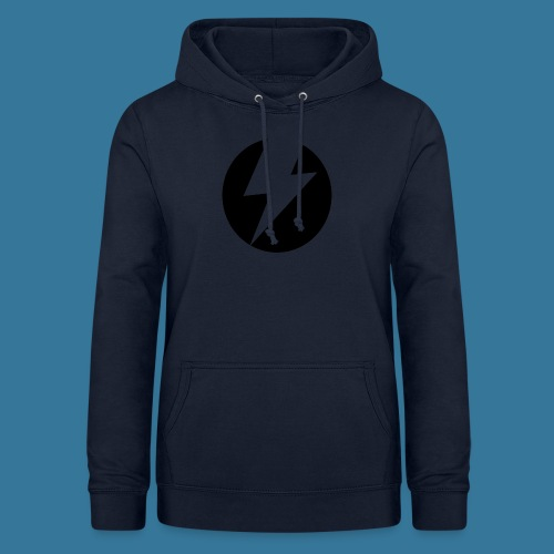 BlueSparks - Inverted - Women's Hoodie