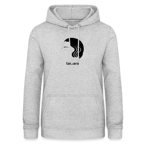 Tamara de Lempicka - Felpa con cappuccio da donna