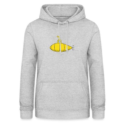 Submarine - Sudadera con capucha para mujer