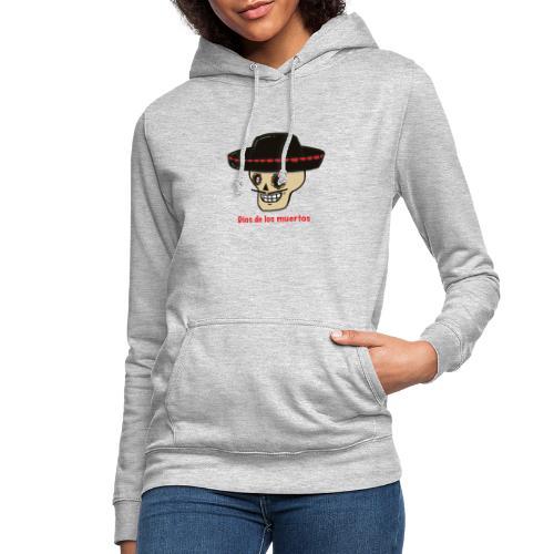Dios De Los Muertos - Vrouwen hoodie
