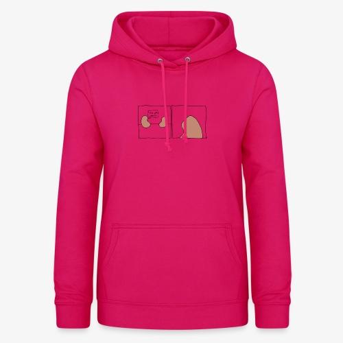 How you Bean - Vrouwen hoodie