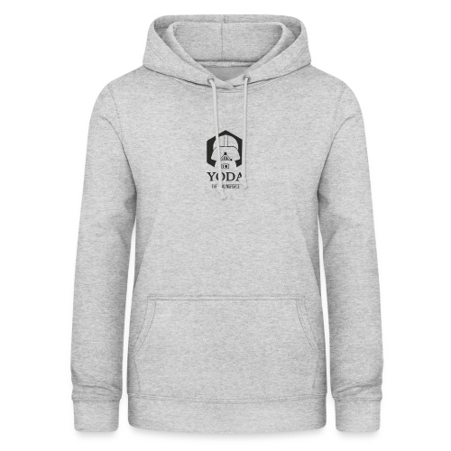 YODA the scalingforce - Frauen Hoodie