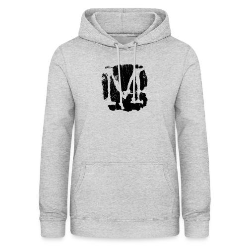 M3 - Felpa con cappuccio da donna