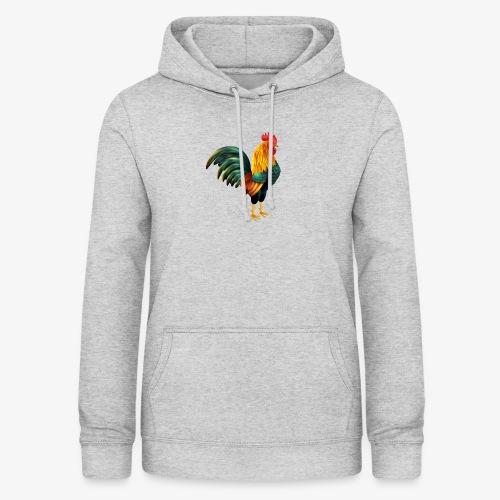 Rooster - Frauen Hoodie