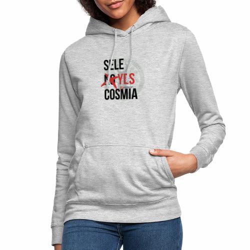 sele no yes cosmia - Women's Hoodie