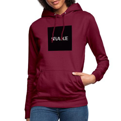 $NAKE - Sudadera con capucha para mujer