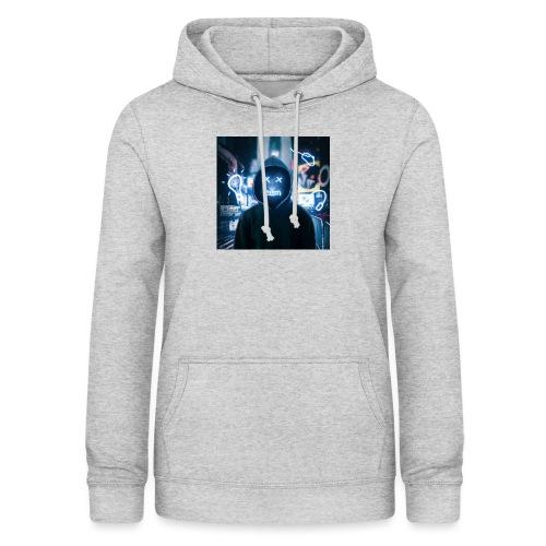 Robot Men - Vrouwen hoodie