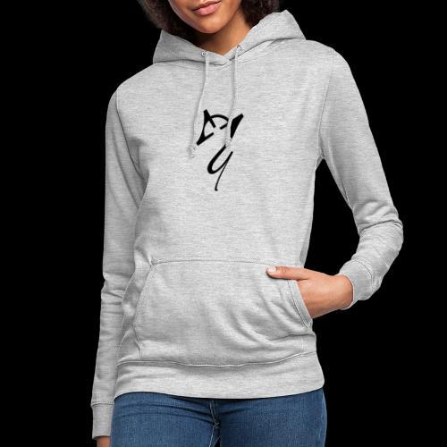 Overscoped Logo - Women's Hoodie
