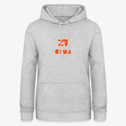 27club - Women's Hoodie