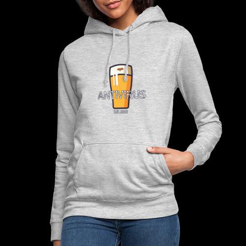 Antivirus - Vrouwen hoodie