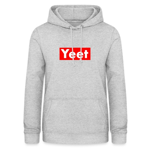 Popular Clothing Brand, Yeet parody - Women's Hoodie
