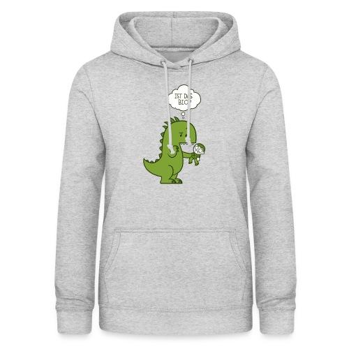 Bio-Dinosaurier - Frauen Hoodie