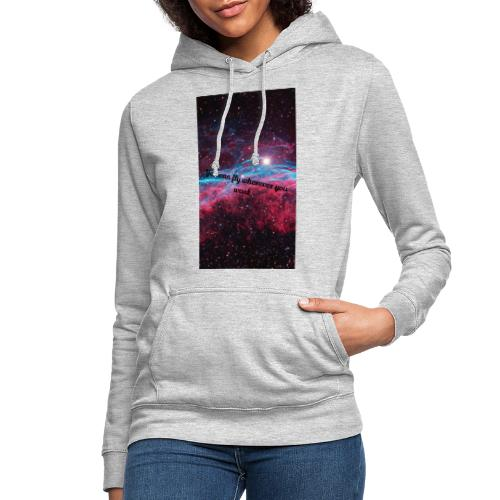 Space- You can Fly - Frauen Hoodie