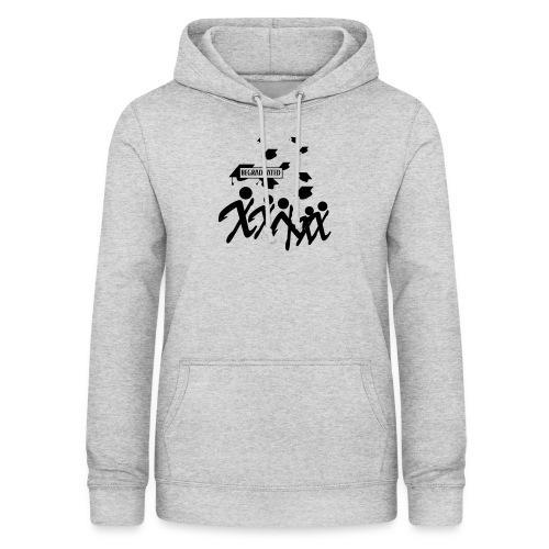 BEGRADUATED - Vrouwen hoodie